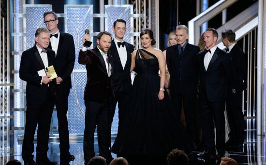 科恩兄弟担当监制的犯罪题材剧集《冰血暴》获得最佳迷你电视剧大奖
