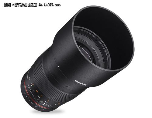 三阳发布135mm F2.0和电影头135mm F2.2
