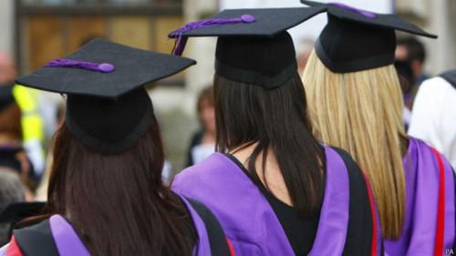 英国大学毕业生就业市场出现明显好转。