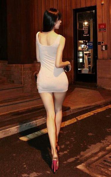 为什么男人女人都喜欢包臀短裙