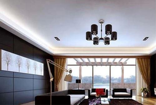 家居装饰石膏阴角线普及 高清图片