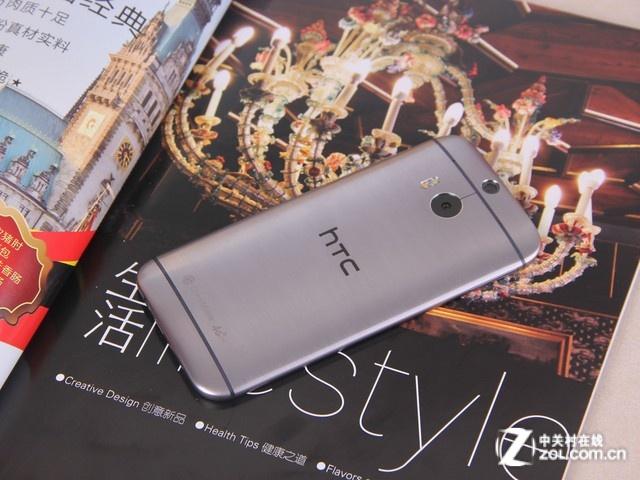 电信旗舰机 HTC One M8d京东报价不足3K