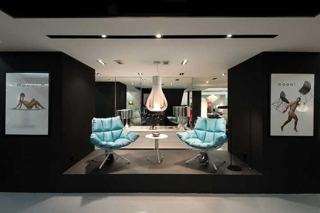 家具企业产品展示厅装修设计