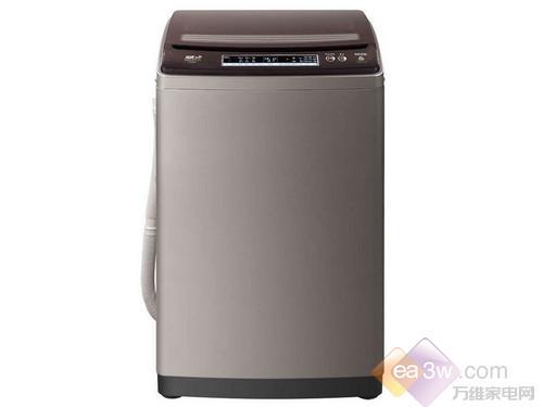 这款海尔XQS85-BYD1328洗衣机外观简洁大气,控制面板也很简洁,方便用户操作。洗衣机上方的LED显示屏能实时呈现洗涤信息,洗衣机的容量为超大的8.5kg,能效等级也达到了最高的一级。