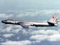 苏联图-16美军航母前坠毁秘闻