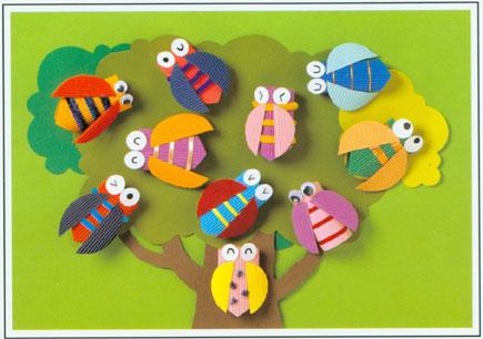 推荐几款有趣的儿童手工制作