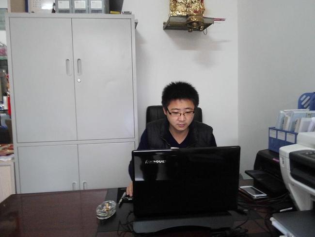 记湖口县流泗镇返乡创业青年周林图片