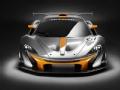 [海外新车]猛兽进化 新迈凯伦P1 GTR赛车
