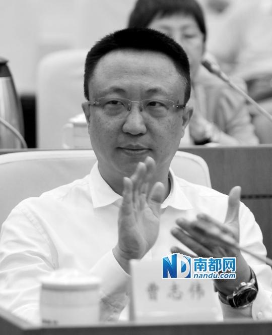 广州市政协再晒委员履职成绩单 韩志鹏370.5分