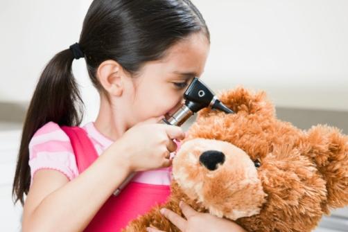 感冒发烧常见病小儿中耳炎,您的孩子被漏诊了吗?