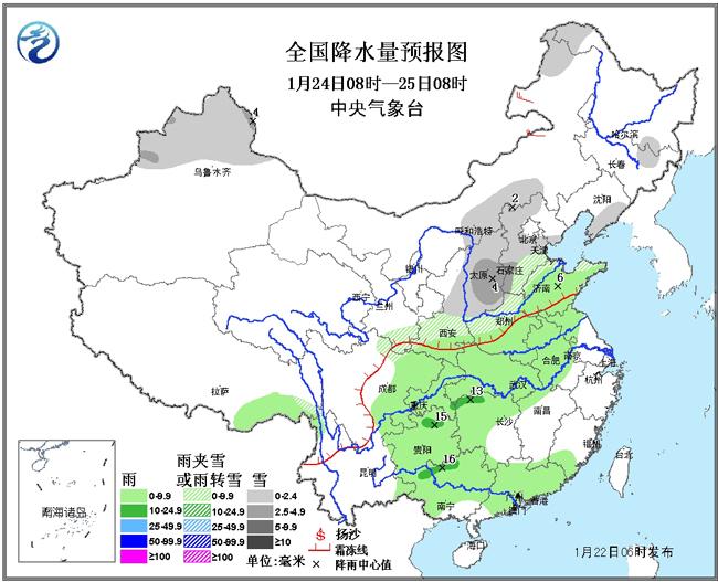 西藏到四川地图