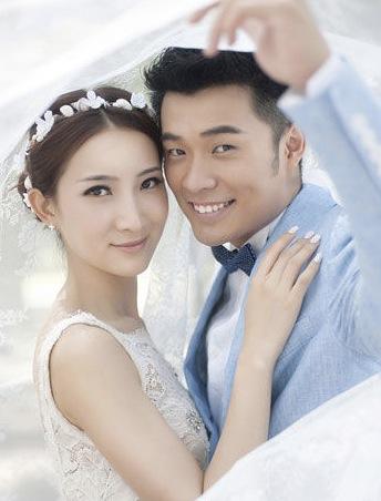 陈赫承认离婚