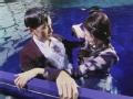 《只因单身在一起》花絮-圣宇可心湿身游泳