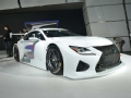 [海外新车]为战斗而生 雷克萨斯RC F GT3
