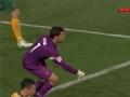 视频-姜志鹏突施冷箭武磊头槌澳洲门将救险