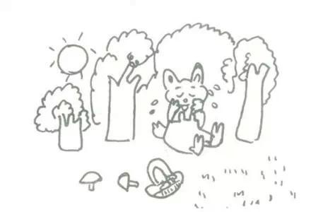 【嘟嘟老师作文课堂】看图写话10例