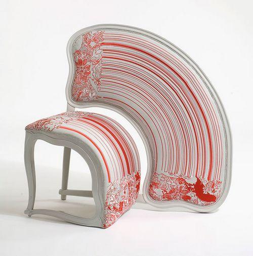 31个时尚创意椅子设计作品,你想坐哪一个