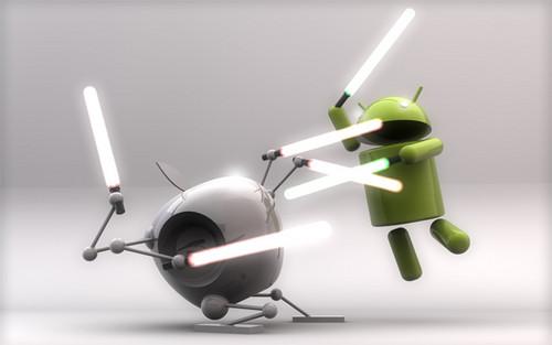 Android为何输给iOS?听听谷歌元老怎么说(图片来自Nerd