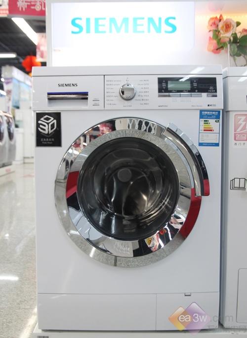 西门子WM16S880TI滚筒洗衣机