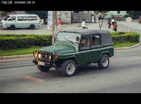 北京吉普BJ2020则能占到军用越野车近一半