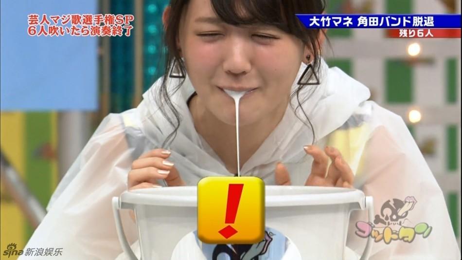 色情吻奶_女星小野乃乃香上节目吐奶 被批画面色情(图)