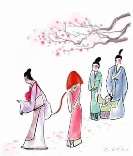 爱情公���-yolybi��i_诗经里的爱情故事:桃花盛开的地方
