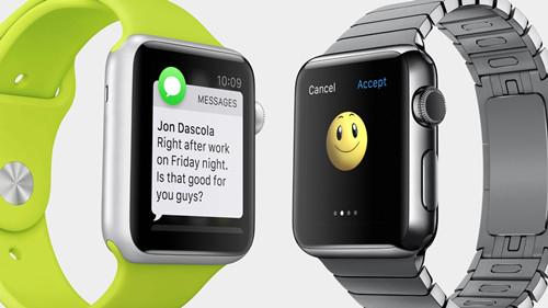 苹果CEO库克称Apple Watch将在4月上市