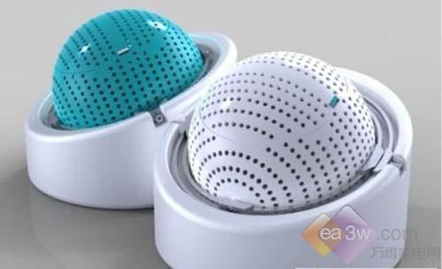 此外,这款洗衣机将水以高压水雾的形式喷洒到滚筒上,使得紧贴滚筒内壁的衣物可以得到充分的洗涤,同时也减少了用水和用电量。