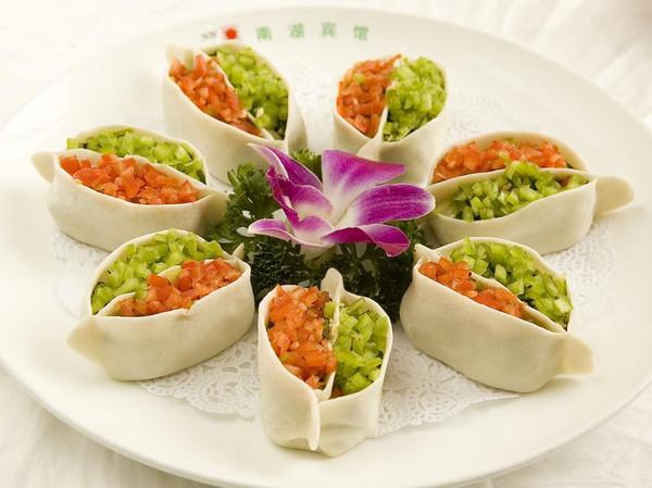 骤图!各种花式饺子的包法,动动手就能学会哦~~-你不知道的饺子花