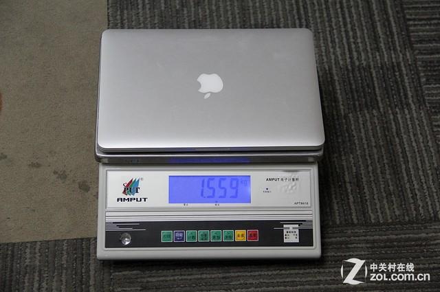新XPS 13对比MacBook Pro