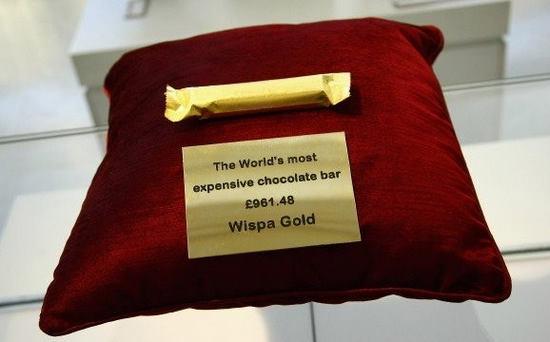 黄金巧克力块