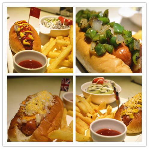 推荐三:西木美式餐厅