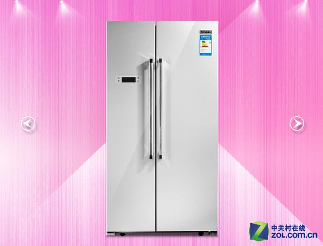 价格低容量大 不足4000对开门冰箱推荐