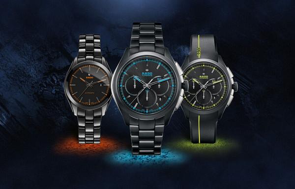 RADO瑞士雷达表荣任2015墨网公开赛官方计时器
