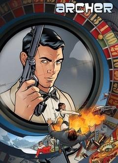 间谍亚契第6季--动漫