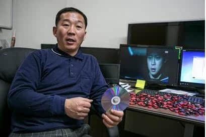 朝鲜教授看韩剧《男人的香气》被降职做苦力