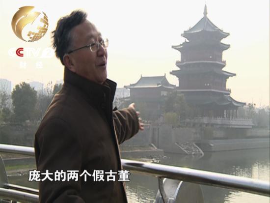 薛冰介绍文物古迹附近所谓的景观项目 景观工程
