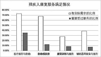 让残疾人共享经济社会发展成果(1)(组图)