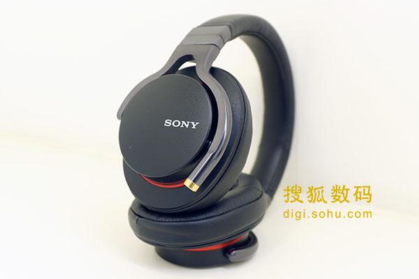 索尼MDR-1A\/1ADAC体验:Walkman味道 佩戴