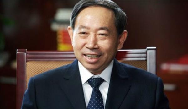 教育部长袁贵仁。