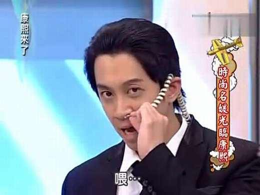 陈汉典在《康熙》凭借搞笑功力收获超多粉丝。