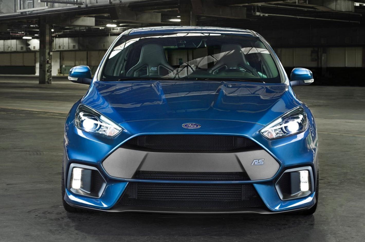 福克斯RS高清图片