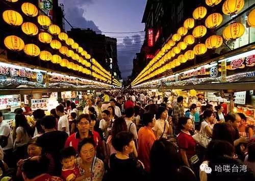 台湾的美食街介绍_台湾美食街在哪_厦门台湾美食街