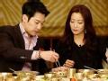 《搜狐视频综艺饭片花》第六期 金喜善夫妇惊喜现身 张智霖变身秃顶老干爹