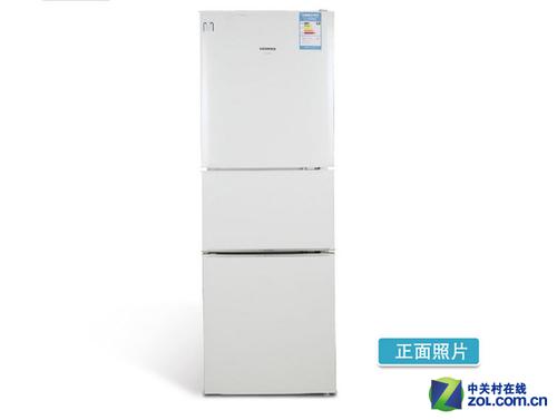 西门子KG22N1116W冰箱外观