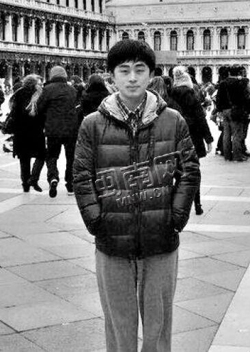 王青火是一个阳光帅气的小伙子