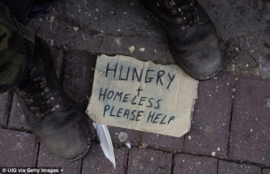 挪威提出了一项新的法律草案,禁止人们上街乞讨,以及帮助街头乞讨人员。