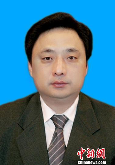 图为新当选的衡水市政协主席王金刚。 崔志平 摄
