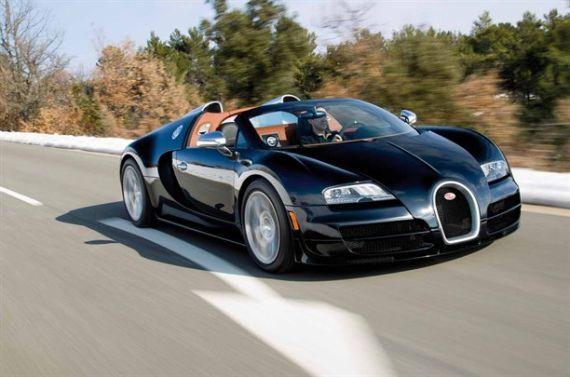 奢华的十款顶级跑车图片