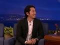 《柯南秀片花》史蒂文自曝是汤姆忠实粉丝 侃老美对亚洲人脸盲